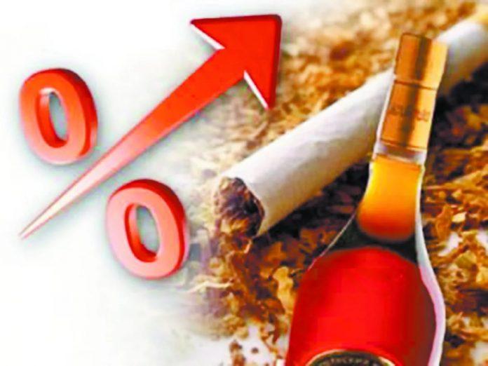 Повышается акциз на алкоголь и табак