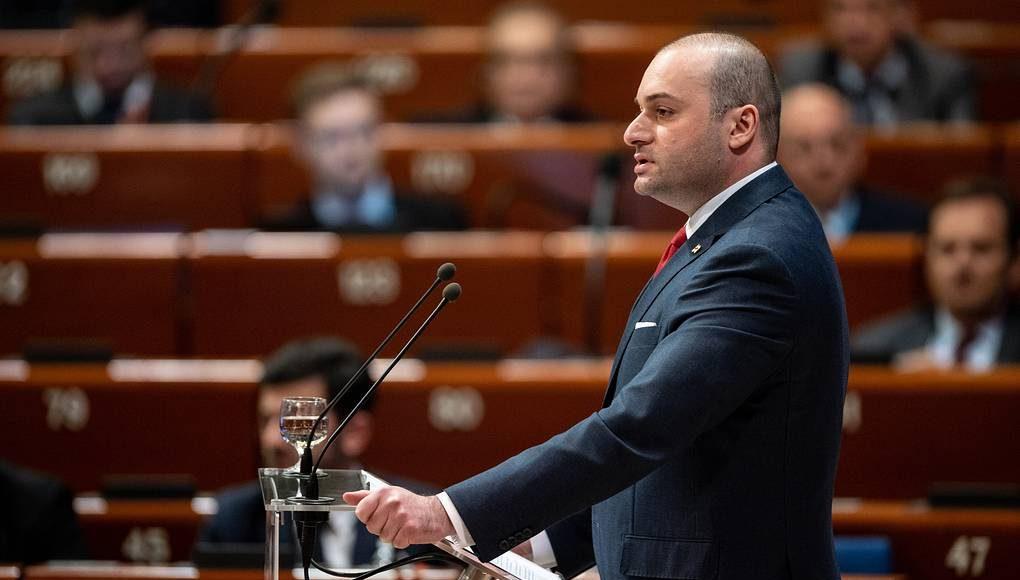 Премьер-министр Грузии Мамука Бахтадзе объявил об отставке
