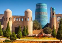 Туризм в Узбекистане