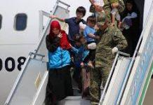 Узбекистан вернет из Сирии и Ирака еще более 200 своих граждан