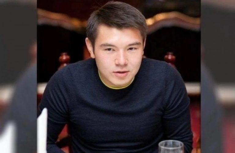 В Лондоне идет суд над внуком Нурсултана Назарбаева