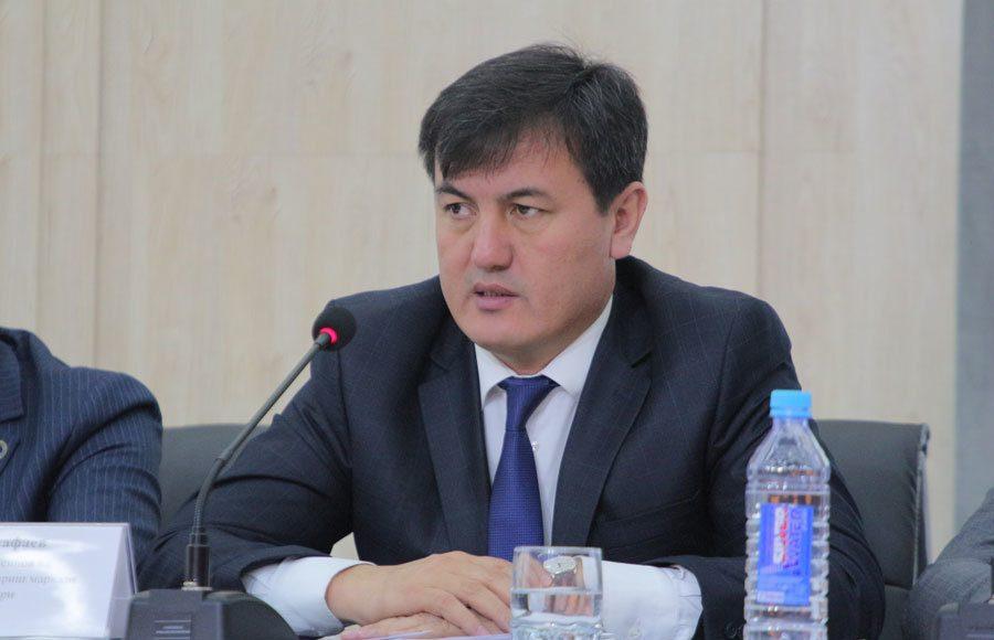 Аклбек Мустафаев Фото: Пресс-служба