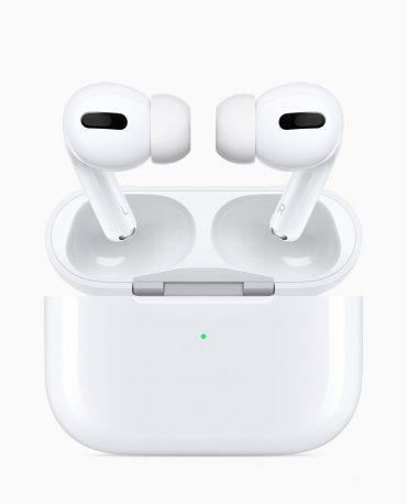 Apple показала новые наушники AirPods Pro