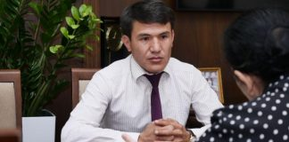 Фото: Комитет женщин Узбекистана