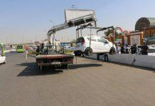 Эвакуатор в Ташкенте — забрали машину на штрафстоянку