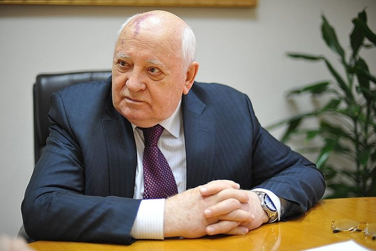 Горбачёв назвал Путина наследником хаоса