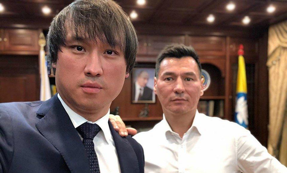 Сангаджи Тарбаев стал постпредом главы Калмыкии при президенте РФ