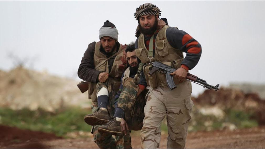 Сбежали почти 800 ИГИЛ