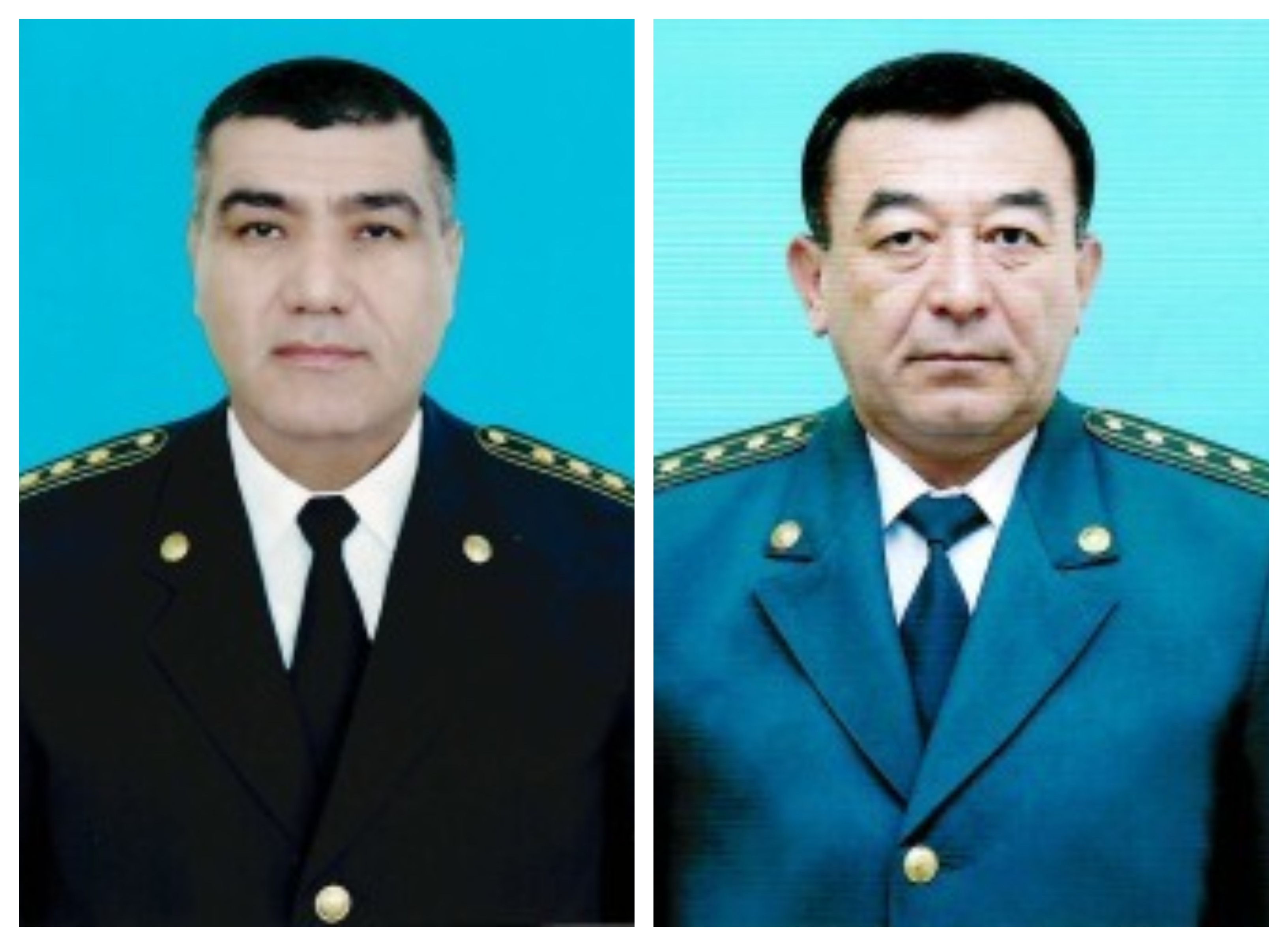 Шухрат Сотволдиев и Абдувохид Исмоилов