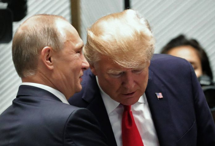 Стали известны детали закрытых разговоров Трампа с Путиным