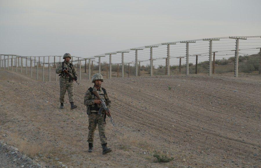 Узбекско-афганская граница