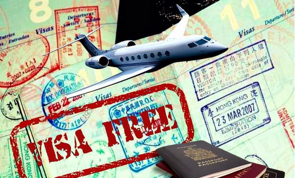 Узбекский паспорт без визы