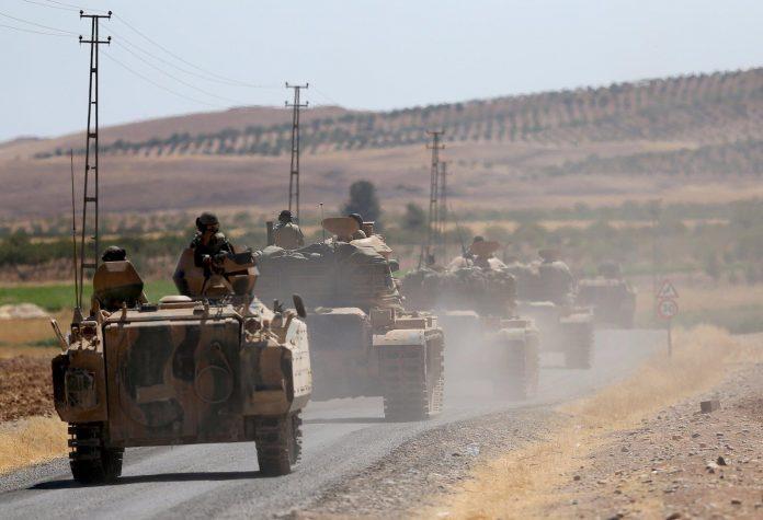 В Сирии курды заключили союз с Россией