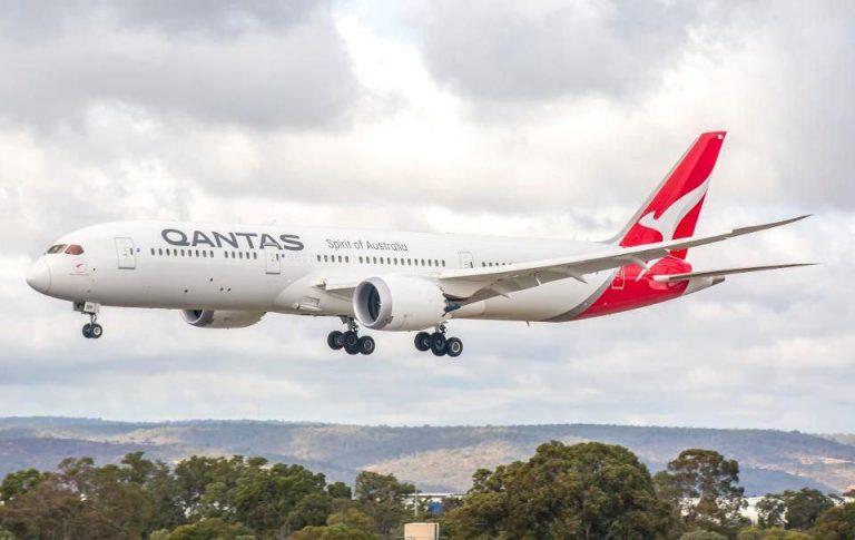 Из Лондона в Сидней за 19 часов 19 минут. Австралийская Qantas обновила рекорд беспосадочного полета