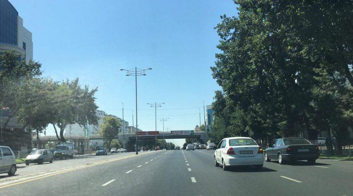 Дорога Юнусабад