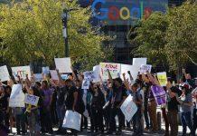 Google уволил четырех сотрудников