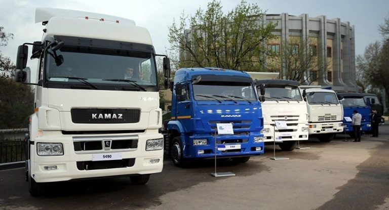 UzAutoTrailer и «КАМАЗ» запустили новую линию сборки в Самарканде