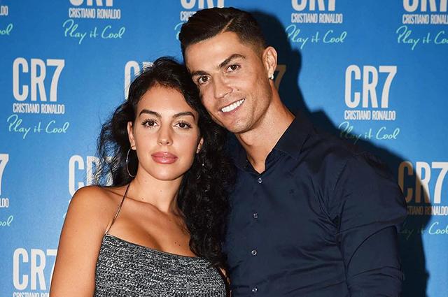 Криштиану Роналду и Джорджина Родригес тайно поженились