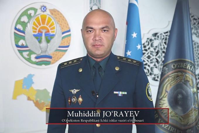 Мухиддин Жураев