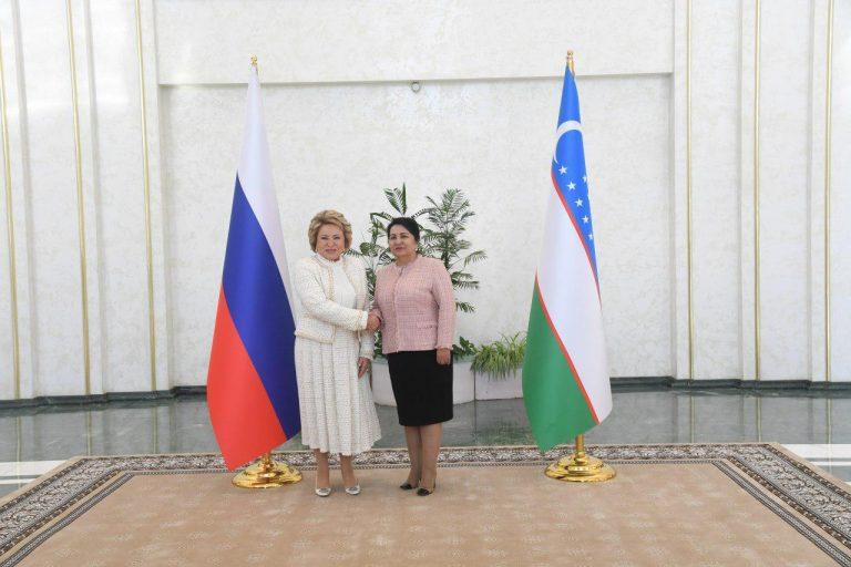 Шавкат Мизиёев посетит Россию в феврале 2020 года