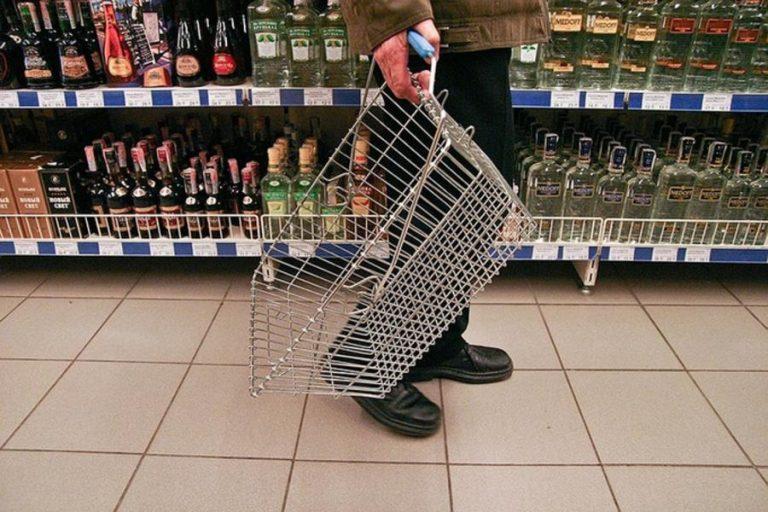 Снята часть ограничений по продаже алкоголя. Теперь пиво можно купить в супермаркете