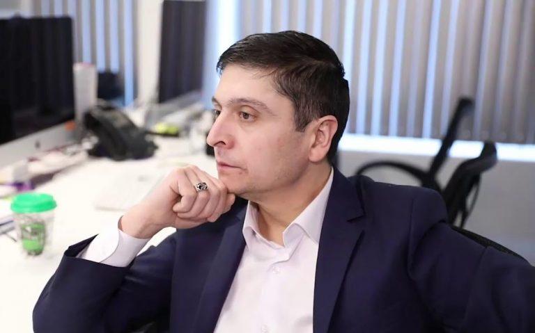 Узбекский двойник Зеленского сыграет роль президента Украины в кино