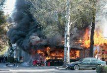 Взрыв Бишкек