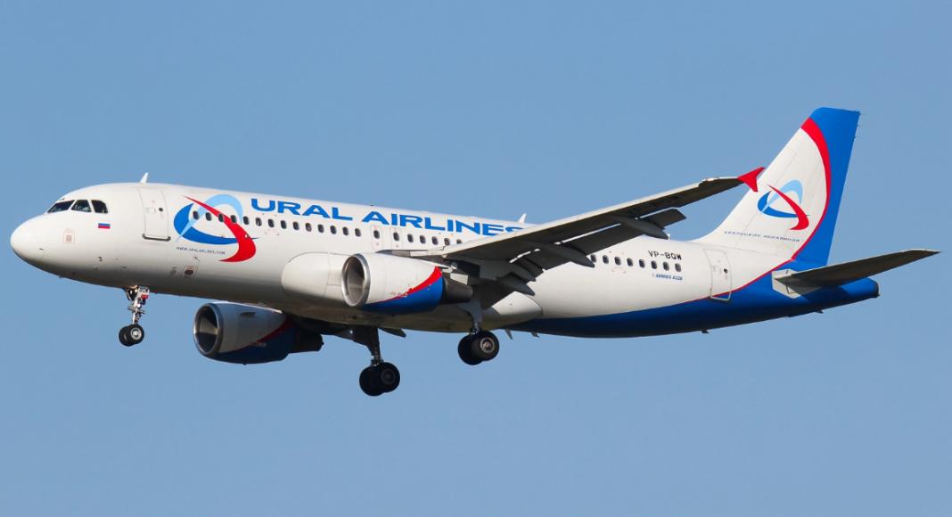 A320 готовится совершить аварийную посадку в Екатиренбурге