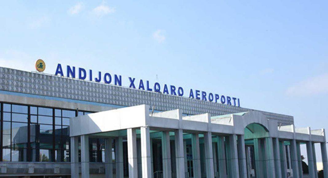 Аэропорт Андижана