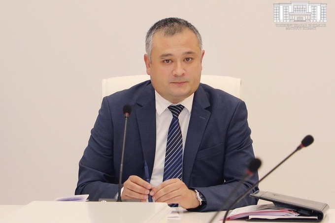 Анвар Джураев. Фото: Пресс-служба хокимията Ташкента