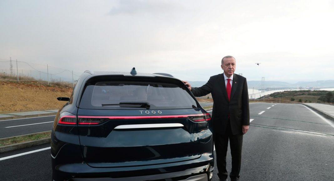 Автомобиль Турция
