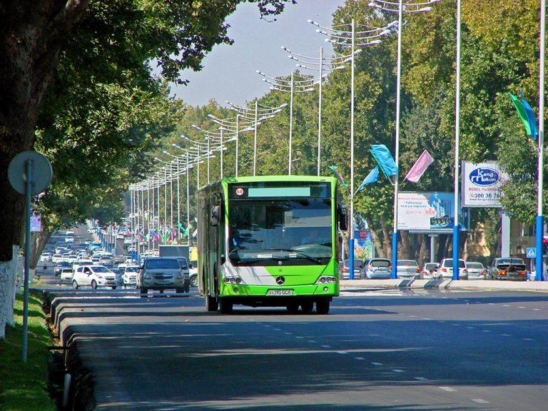 Несколько автобусов сменили маршрут из-за строительства метро