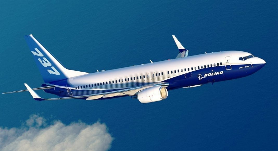 Лайнеров 737 MAX