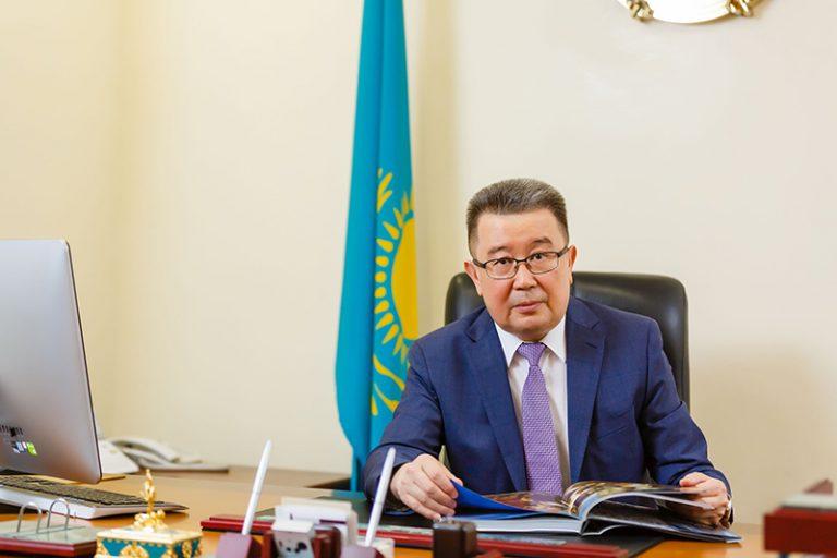 МИД Украины вызвал посла Казахстана по поводу заявления президента о Крыме