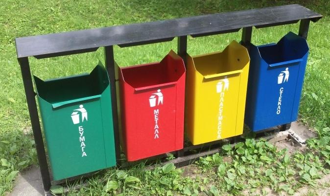 В Ташкенте стартовал эксперимент по раздельному сбору мусора
