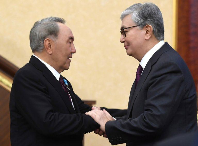 Токаев рассказал, почему вместо него в Ташкент отправился Назарбаев