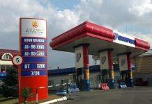 Заправка Jazzakh Petroleum в Ташкенте