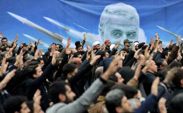 Иран нанес удары по американской базе в Ираке