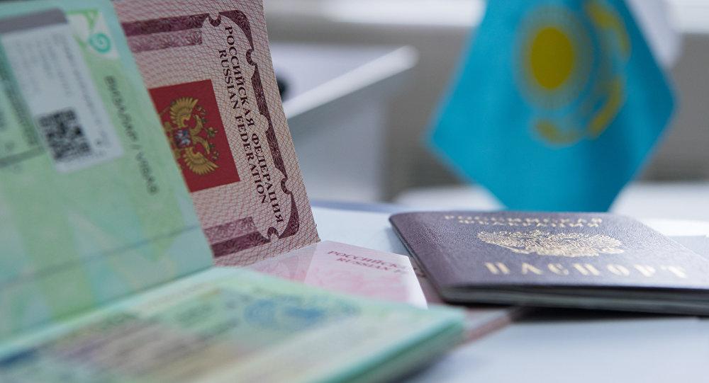 Казахстан мигрант