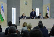 Комил Алламжонов и Саида Мирзиёева подали в отставку со своих постов в АИМК