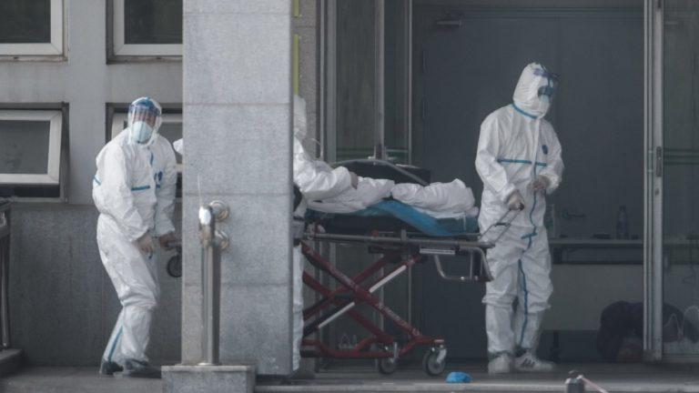 Новый коронавирус добрался до России