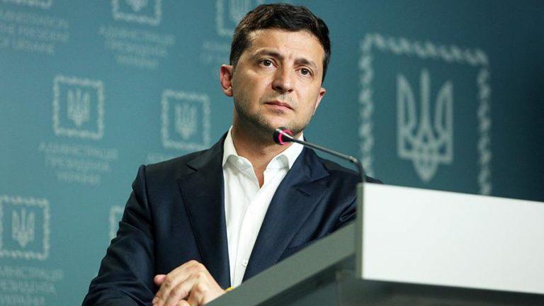 Зеленский выразил соболезнования близким погибших в катастрофе в Иране