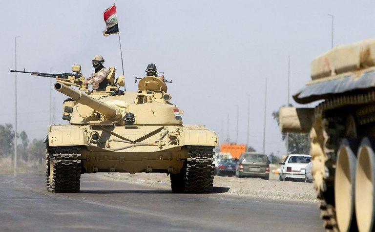 В Ираке по базе США нанесли ракетный удар