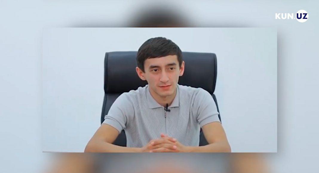 Фото: директор ООО «Avto 60 oy» Жамшид Баходиров