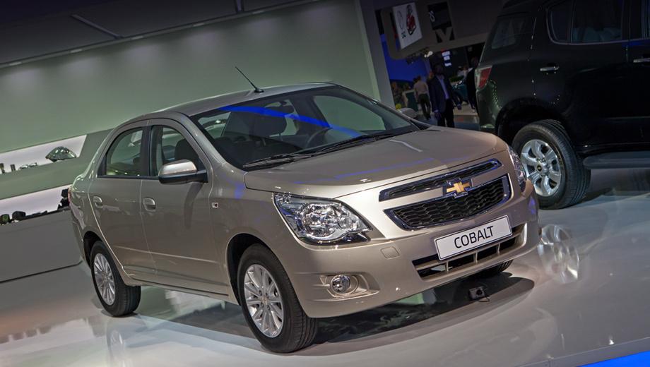 Chevrolet вернется на рынок России