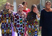 Численность постоянного населения Узбекистана