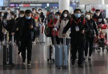 Гражданам Китая запретили въезд в Россию