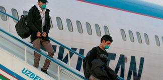 Из Сеула в Ташкент