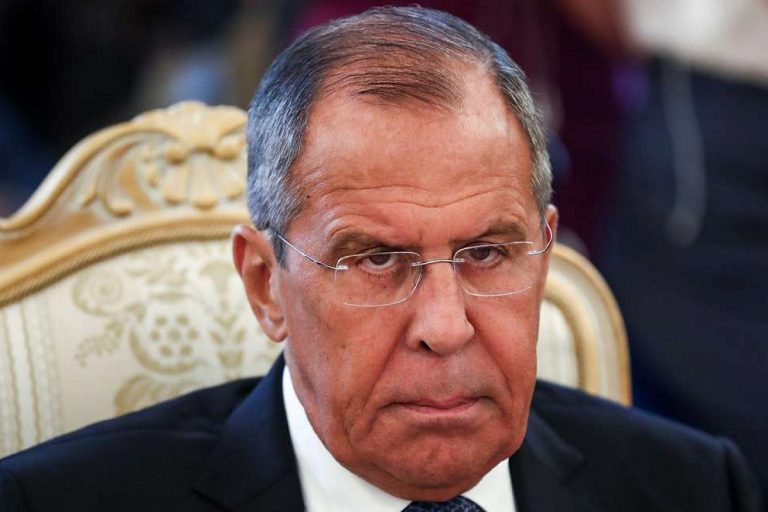 Лавров ответил на агрессивную политику США