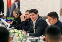 Отабек Умаров возглавил Центральноазиатскую конфедерацию ММА